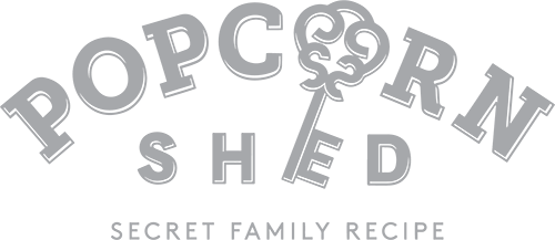 Food startup Popcorn Shed - Client of White Bear Studio